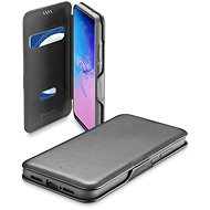 Cellularline Book Clutch 2 für Samsung Galaxy S20 Ultra Schwarz - Handyhülle