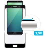 FIXED Full-Cover für den ganzen Bildschirm des Huawei Mate 10 Pro, schwarz - Schutzglas