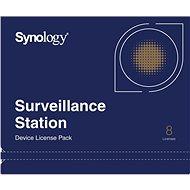 Synology 8 Kamera-Lizenzpaket - Lizenz