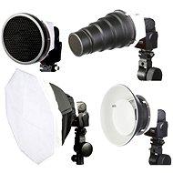 Terronic Creative set für DSLR Blitze 4in1 - Blitz