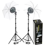 Terronic Basic Hobby Flash 45/45 Ws Studio KIT - Lichter