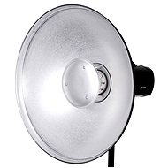 Terronic Basic Beauty Dish mit Wabenfilter / 55 cm - Reflektor