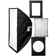 Terronic Softbox KIT 60x85 cm - Set