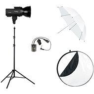 Terronic Basic - 200P KIT Studio-Blitze Terron - Fotolampe