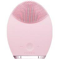 FOREO LUNA Gesichtsreinigungsbürste für sensible/normale Haut - Reinigungsset