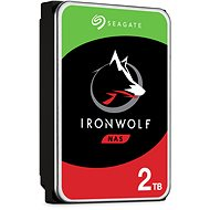 Seagate IronWolf 2TB - Festplatte