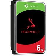 Seagate IronWolf 6TB CMR - Festplatte