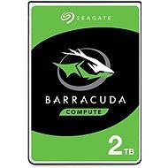 Seagate BarraCuda Laptop 2TB - Festplatte