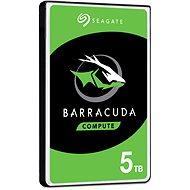 Seagate Barracuda Laptop 5TB - Festplatte