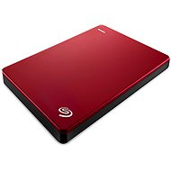 Seagate BackUp Plus Slim Portable 2 TB rot - Externe Festplatte