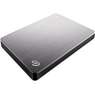 Seagate BackUp Plus Slim Portable 2TB stříbrný - Externe Festplatte