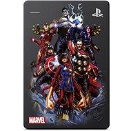 Seagate PS4 Game Drive 2TB Marvel Avengers Limited Edition - Cap - Externe Festplatte