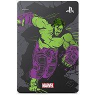 Seagate PS4 Game Drive 2TB Marvel Avengers Limited Edition - Hulk - Externe Festplatte