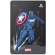 Seagate PS4 Game Drive 2 TB Marvel Avengers Limited Edition - Avengers Assemble - Externe Festplatte