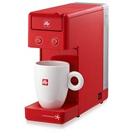 Illy Francis Francis Y3.2 rot iperEspresso - Kapsel-Kaffeemaschine