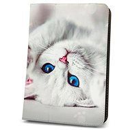 """Forever Fashion Cute Kitty universal 9-10"""" - Tablet-Hülle"""
