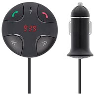 Forever TR-310 FM Transmitter mit LCD und Fernbedienung - FM Transmitter