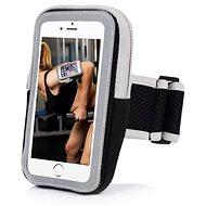 """Forever Zipper Armband für Smartphones 6,0"""" - schwarz - Handyhülle"""