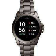 Fossil FTW4049 Gen 5E 44mm Edelstahl - Smartwatch