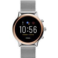Fossil FTW6061 Gen5 Julianna HR 44mm Edelstahl Mesh - Smartwatch