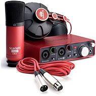 FOCUSRITE Scarlett STUDIO - Soundkarte