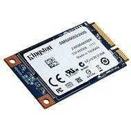 SSD Festplatte Kingston SSD 240GB SSDNow mS200 - SSD Laufwerk