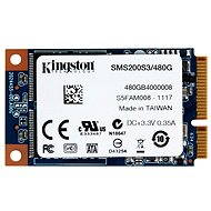 SSD Festplatte Kingston SSD 480 GB SSDNow mS200 - SSD Laufwerk