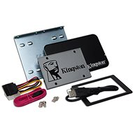 Kingston SSDNow UV500 120 GB Notebook Upgrade Kit - SSD Disk