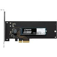 Kingston KC1000 480GB mit PCIe Adapter - SSD Disk