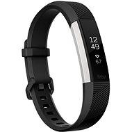 Fitbit Alta HR, groß, Schwarz - Fitness-Armband