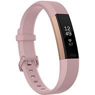 Fitbit Alta HR, klein, Zartes Pink/ 22 Karat - Fitness-Armband