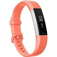 Fitbit Alta HR, groß, Koralle - Fitness-Armband