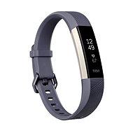 Fitbit Alta HR,blaugrau, klein - Fitness-Armband