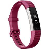 Fitbit Alta HR, groß, Fuchsia - Fitness-Armband