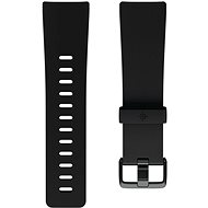 Fitbit Versa Classic Accessory Band, Black, Large - Uhrband