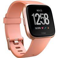 Fitbit Versa (NFC) - Pfirsich / Roségold Aluminium - Smartwatch