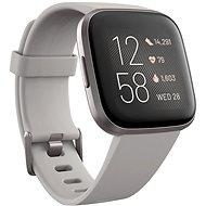 Fitbit Versa 2 (NFC) - Stone/Mist Grey - Smartwatch