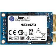 Kingston KC600 256 GB mSATA - SSD Festplatte