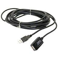 PremiumCord USB 2.0 Repeater Verlängerungskabel 5 m - Datenkabel