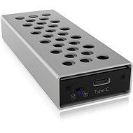 ICY BOX IB-1825M-C31 Externes Typ-C-Gehäuse für M.2 NVMe SSD - Externe Box