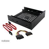 """AKASA 3.5 """"SSD / HDD-Adapter mit Kabeln / AK-HDA-12"""