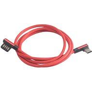 AKASA USB Typ A und Typ C Lade- und Synchronisationskabel / AK-CBUB40-10RD - Datenkabel