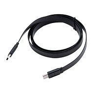 AKASA PROSLIM, USB 3.1 Gen2 Typ C Verbindungskabel / AK-CBLD08-12BK - Datenkabel