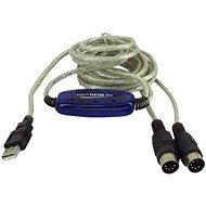 PremiumCord USB zu MIDI - Konverter