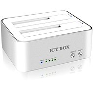 Icy Box 120CL-U3 - Externe Docking-Station