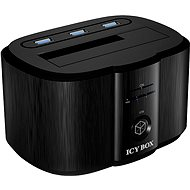 Icy Box IB-125CH - Externe Docking-Station
