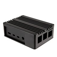 Akasa Pi 4 PRO Aluminiumgehäuse für Raspberry Pi 4 Modell B / A-RA08-M2B - PC-Gehäuse