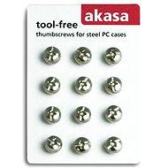 Akasa tool-free PC-Gehäuse-Schrauben - Werkzeugfrei - Schrauben