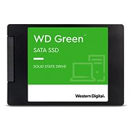 "WD Green 3D NAND SSD 240GB 2.5"" - SSD Disk"