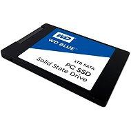 "Western Digital Blue PC SSD 1TB 2.5"" - SSD Disk"